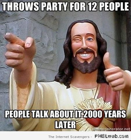 34-Jesus-throws-party-for-12-people-meme